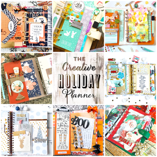 The Creative Holiday Planner Workshop