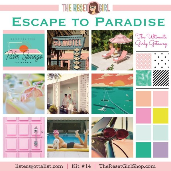 Escape to Paradise with The Reset Girl