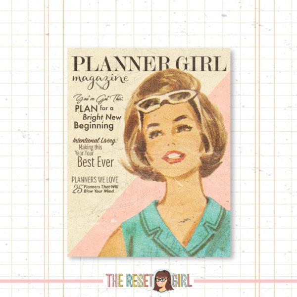 Cover >> Planner Girl Jane