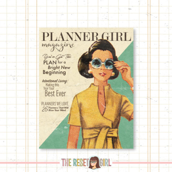 Cover >> Planner Girl Kate