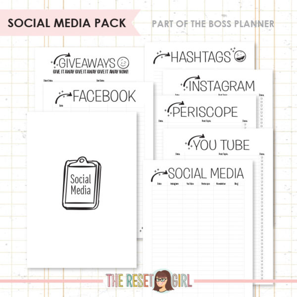 Inserts >> Boss: Social Media