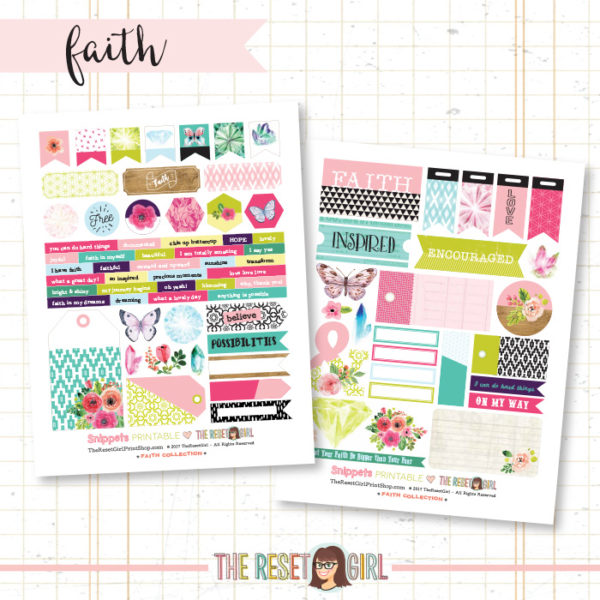 Snippets >> Faith Collection
