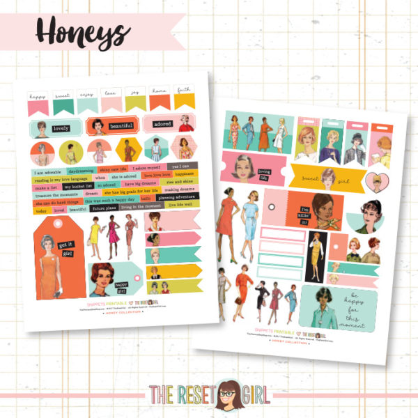 Snippets >> Honey Collection