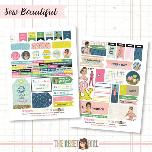 Snippets >> Sew Beautiful Collection