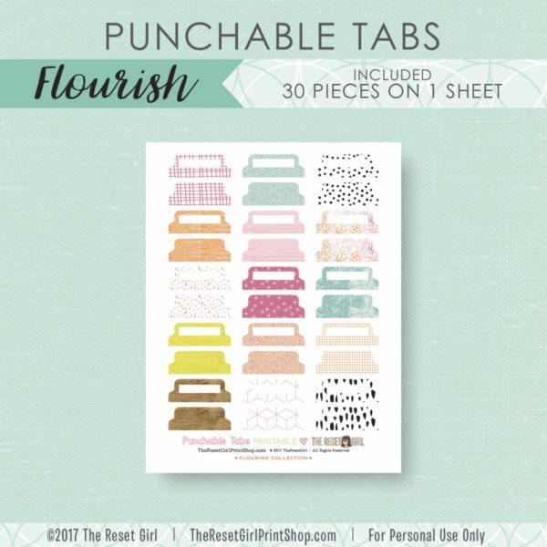 Flourish Tabs WEB