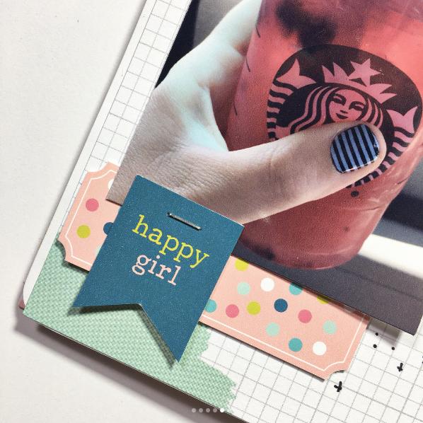 Andrea's Memory Page Starbucks