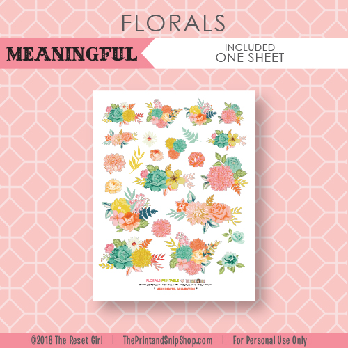 Florals >> Meaningful Collection