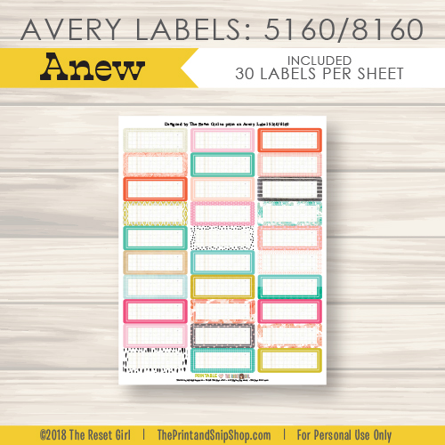 labelsanewavery label 51608160