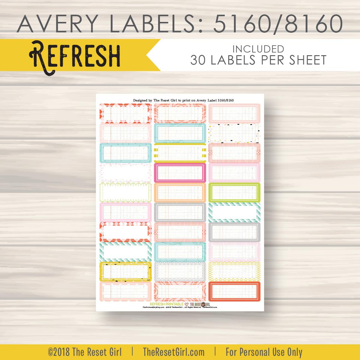 Label 5160 Morenpulsar