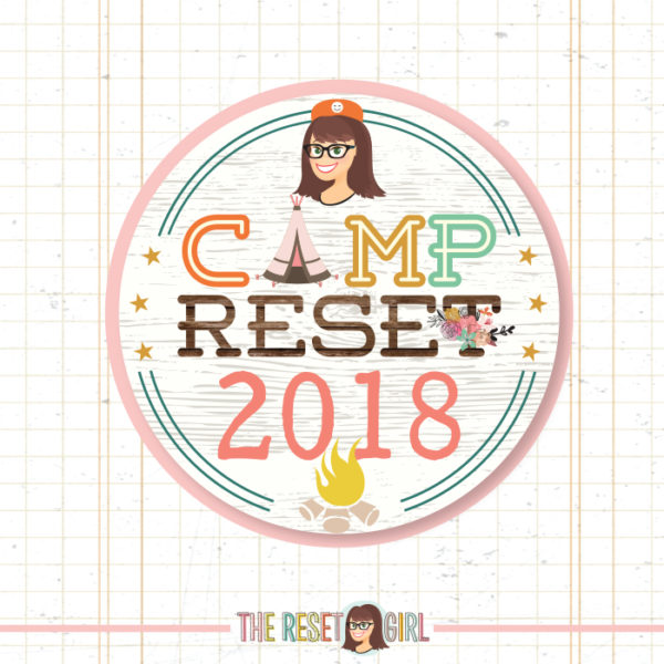 Camp Reset 2018 Online Experience