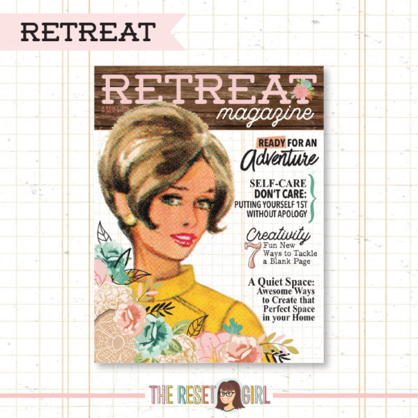 Cover >> Retreat