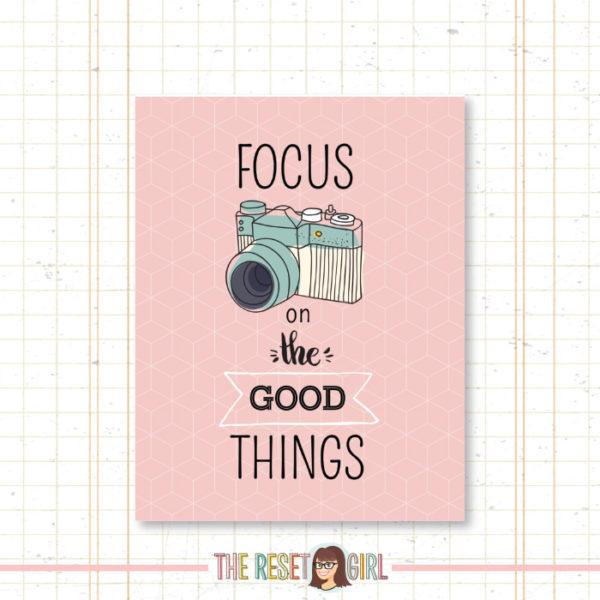 Cover >> Focus