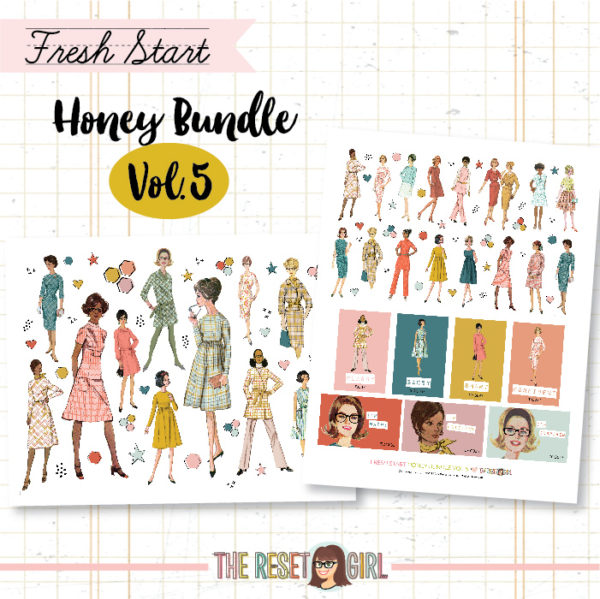 Honey Lovin' Bundle Vol. 5 Fresh Start