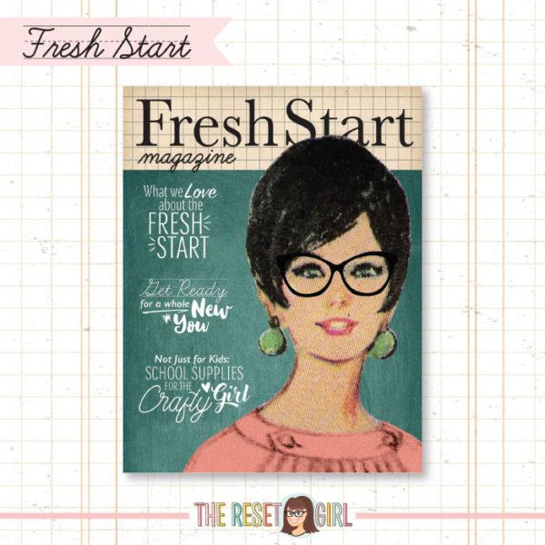 Cover >> Fresh Start
