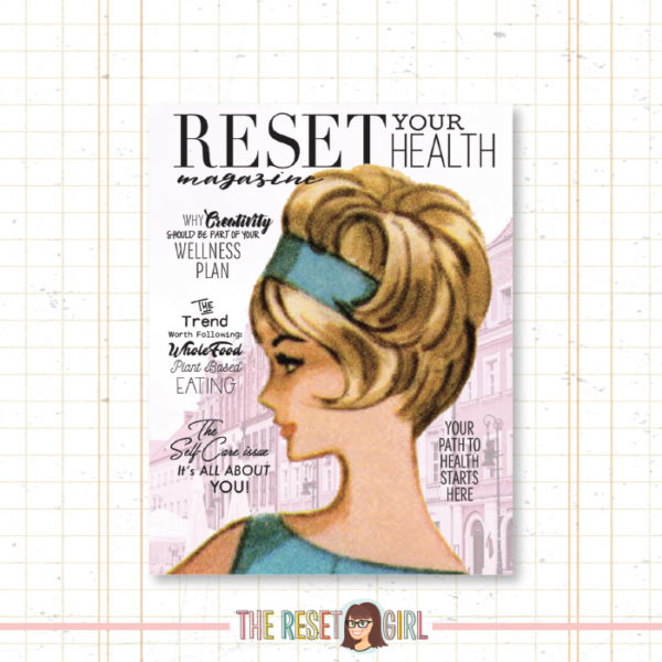 Cover >> Reset Your Health