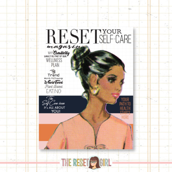 Cover >> Reset Your Self Care Joyce