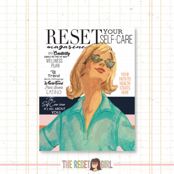 Cover >> Reset Your Self Care Natalie
