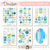 Paper Punch Buffet - Cruisin' with The Reset Girl Digital Collection