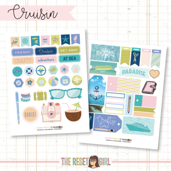 Snippets - Cruisin' with The Reset Girl Digital Collection