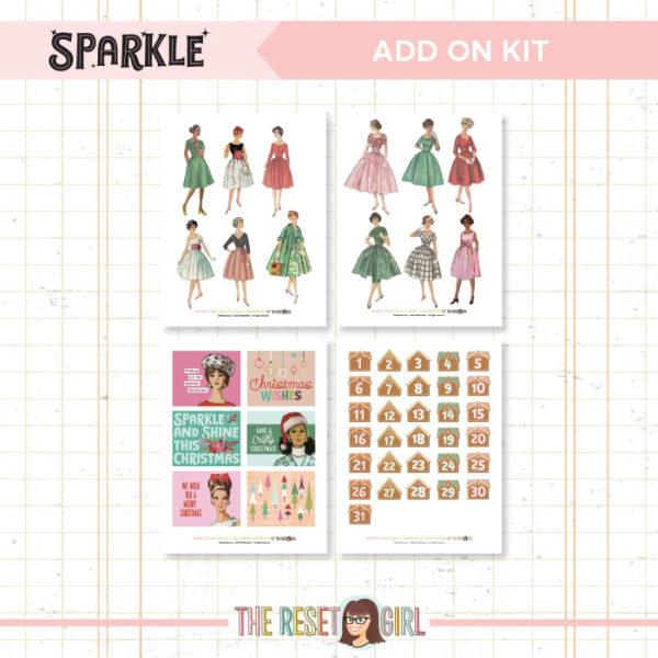 Sparkle > Add On Kit
