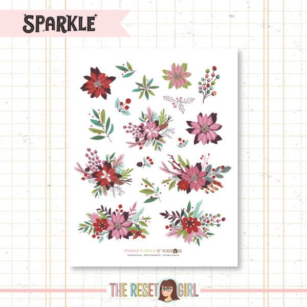 Florals >> Sparkle