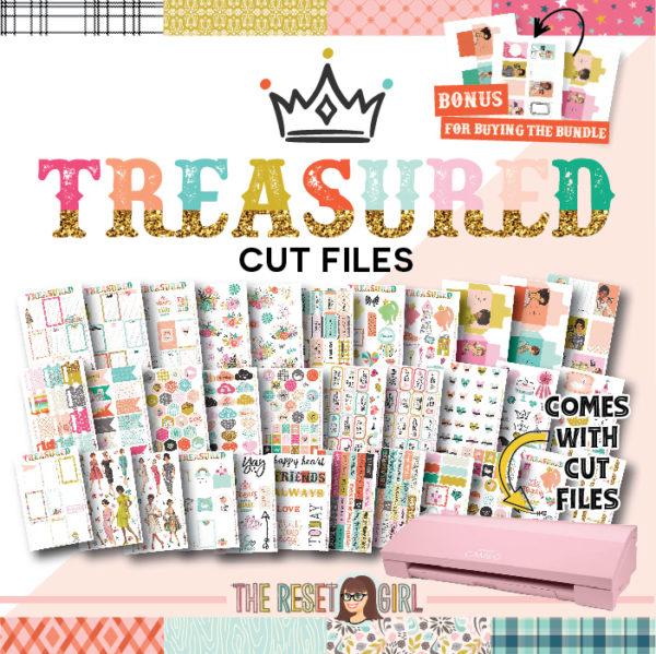 Treasured Cut Files Bundle