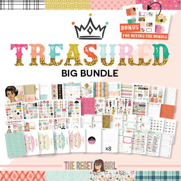 Treasured Printable Bundle