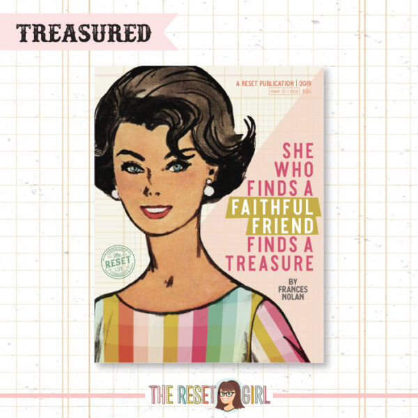 Cover >> Treasured
