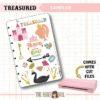 Treasured >> Sampler