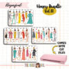 Honey Bundle #11 >> Hopeful >> Cut Files