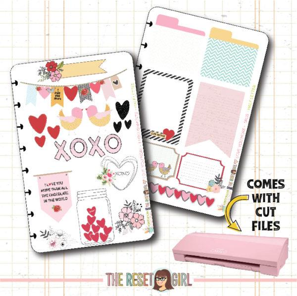 Love You More – Cut Files - by White Sugar Creative Designs