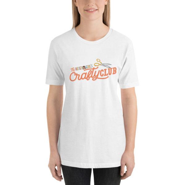 Crafty Club Short-Sleeve Unisex T-Shirt
