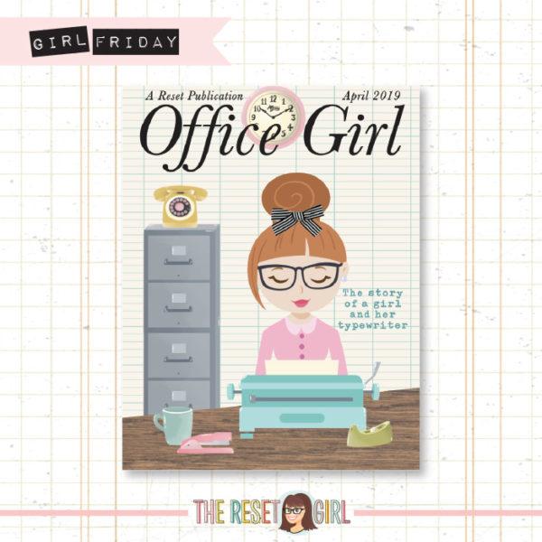 Cover >> Girl Friday