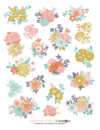 Florals >> Wanna Craft