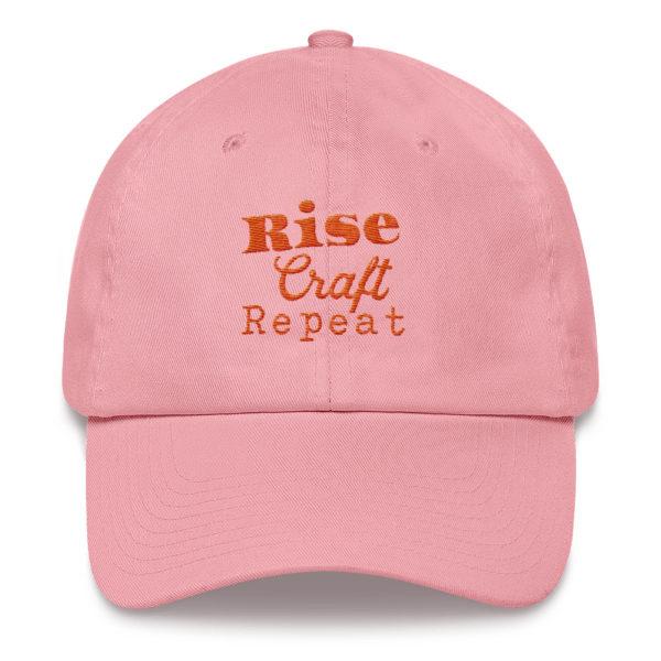 Rise Craft Repeat Ball Cap