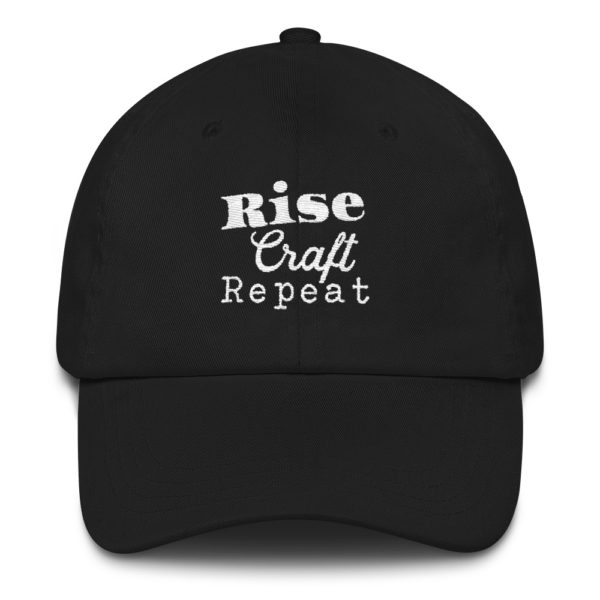 Rise Craft Repeat Ball Cap
