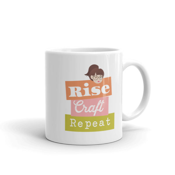 Rise Craft Repeat Mug
