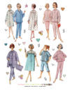 Pajama Honeys Bundle Vol.14