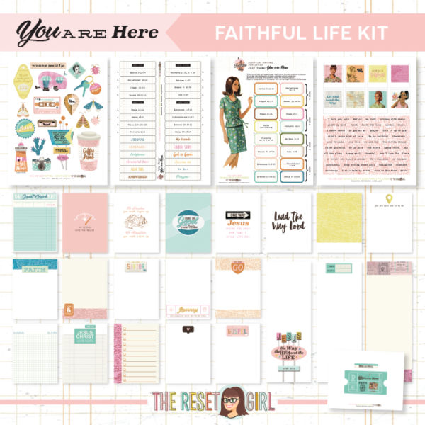 Faithful Life Kit >> You Are Here