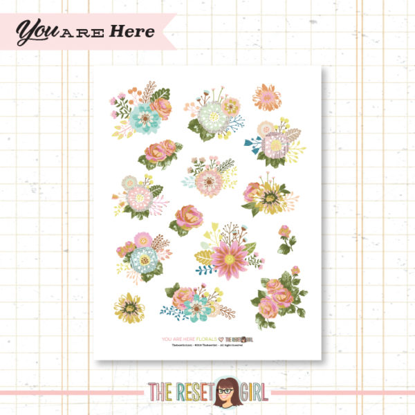 Florals >> You Are Here