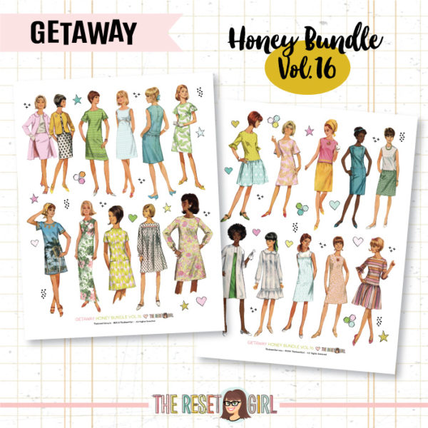 Honey Bundle #16 >> Getaway