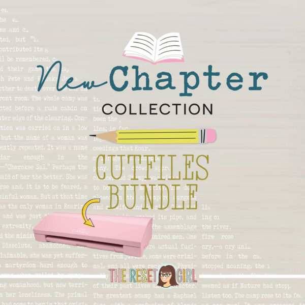 New Chapter >> Cut Files Bundle