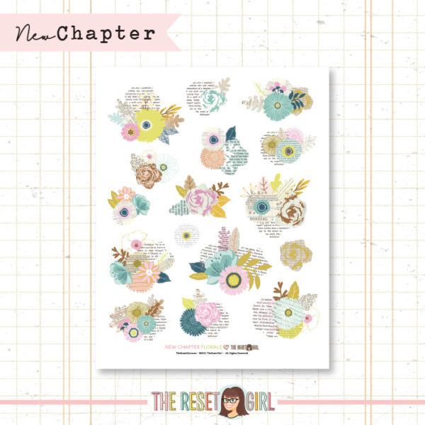 New Chapter >> Florals