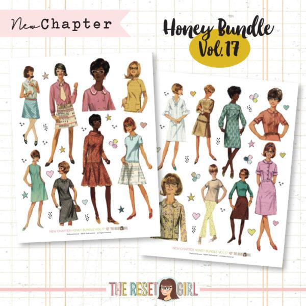 New Chapter>>Honey Bundle #17
