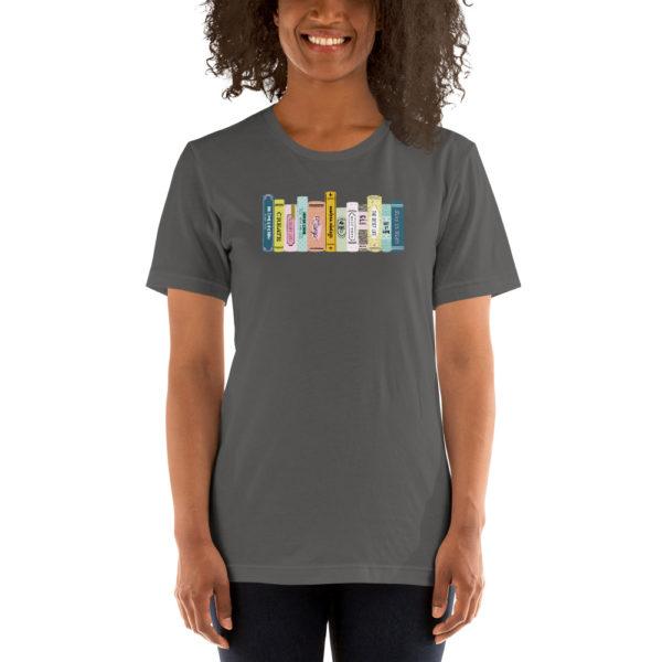 New Chapter Short-Sleeve Unisex T-Shirt
