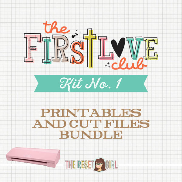 The First Love Club Kit No. 1