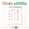 The First Love Club Challenge Prompts: No. 1