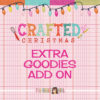 Crafted Christmas Extra Goodies Add On