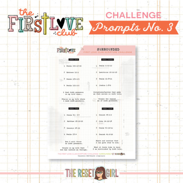The First Love Club Challenge Prompts: No. 3