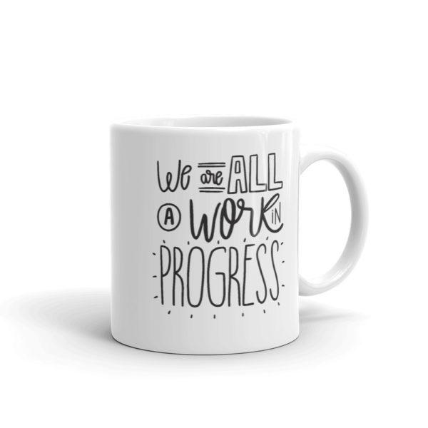 Work In Progress Mug